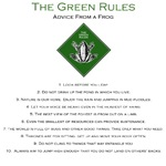 THE GREEN RULES