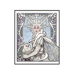Art Deco  - SNOWFLAKE QUEEN