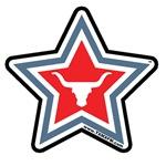 TXMXFM Star Logo