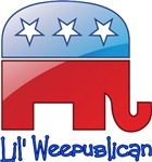 Lil Weepublican Red/Blue