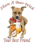  Share Beer With Your Staffordshire Terrier
