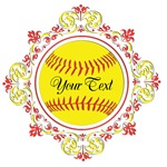 Personalized Softball Original