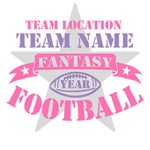 Personalized Fantasy Your Team