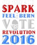 Bernie Revolution Spark