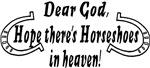 Horseshoes in Heaven