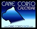 Cane Corso Calendars