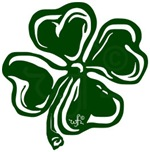 Just For Luck Shamrock