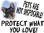 Pets are Not Disposable...