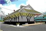 Pascagoula Train Station