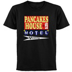 Pancakes House and Motel (black look)