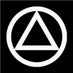 AA Symbol Inverted