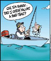 Fishing Bad Time