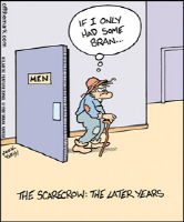 Scarecrow - The Later Years