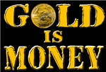 Gold is Money 3 (Black)