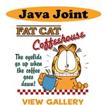 Garfield's Java Joint Mugs, T-Shirts & More