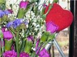 Flowers & Heart