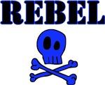 Rebel (Blue)