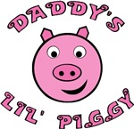 Daddy's Lil' Piggy (pink)