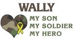 Wally: My Hero