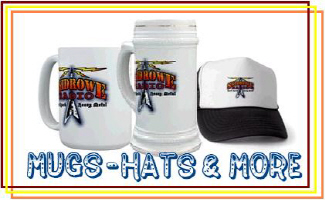 Hats, Mugs, and more!