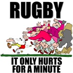 It Only Hurts Rugby