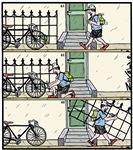Unlock fence