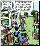 Art Golfing gallery