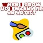 When I Grow Up I Wanna Be An Artist