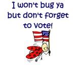 Ladybug Vote