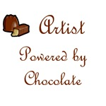 Artist Powered by Chocolate