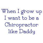 I Want To Be A Chiropractor