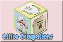 Office Occupation Baby Clothes and Gifts