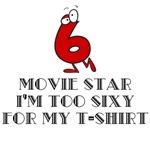 Movie Star Too Sixy