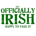 Officially Irish