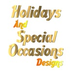 Holiday & Special Occasions Designs