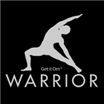 Get it Om. Warrior Man Yoga