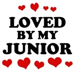 Loved: <strong>Junior</strong>