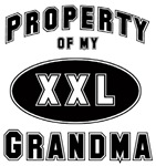 Property of <strong>Grandma</strong>
