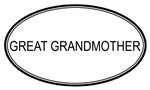 Oval: Great Grandmother