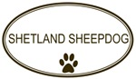 Oval <strong>Shetland</strong> <strong>Sheepdog</strong>