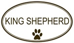 Oval <strong>King</strong> <strong>Shepherd</strong>