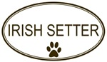 Oval <strong>Irish</strong> <strong>Setter</strong>