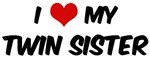 I Love My <strong>Twin</strong> <strong>Sister</strong>