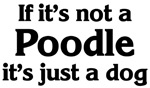 <strong>Poodle</strong>: If it's not