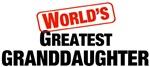 World's Greatest Granddaughter