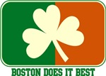 Boston Luck of The Irish