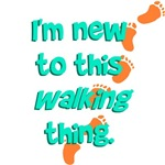 New to Walking