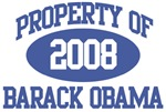 Property of Obama 2008