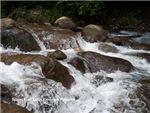 Saguing River Rapids