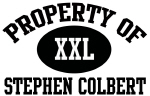 Property of Stephen Colbert